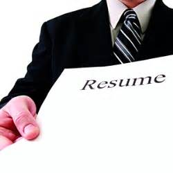 Print out a free resume